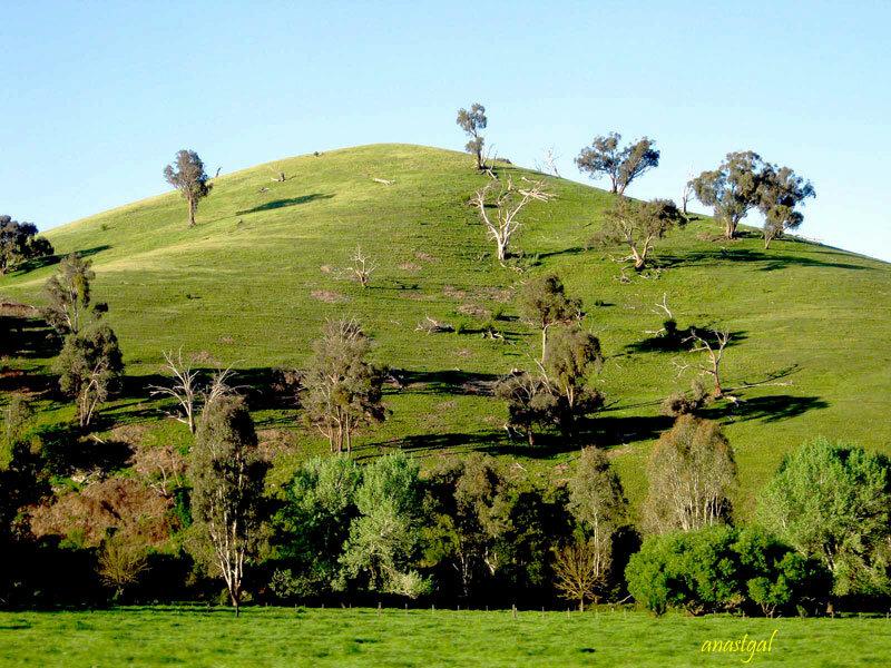 Австралия осенью, конец февраля 2012