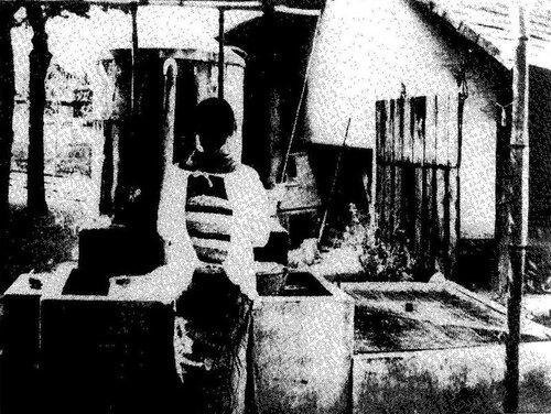 Колодец возле дома Хиджикаты