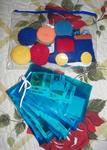 Игровой развивающий коврик и аксессуары к нему