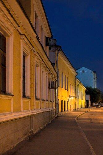 Ночь старой Москвы