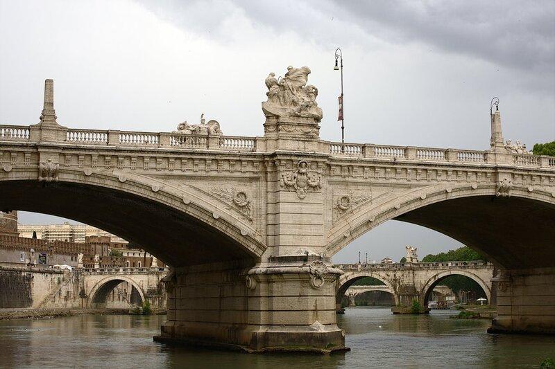 Мосты над Тибром