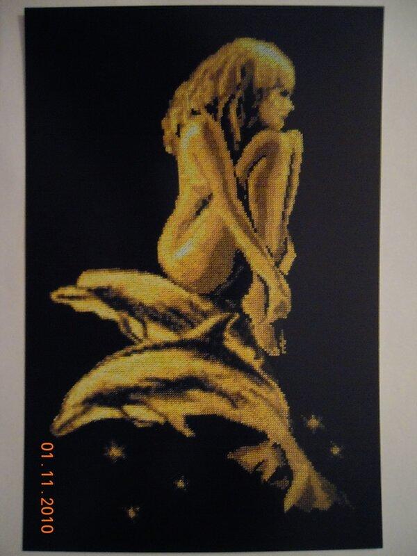 Схема из серии Золотой мираж от Золотое руно - скачать бесплатно Вышивай крестиком.