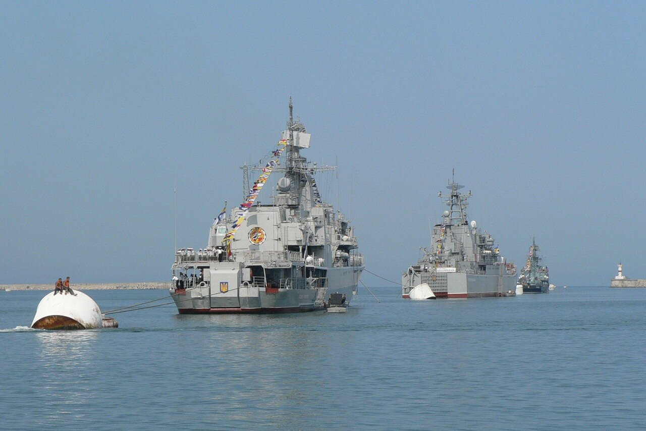 Что с украинским флотом 15 фотография