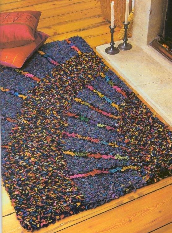 Американские коврики своими руками фото и схемы