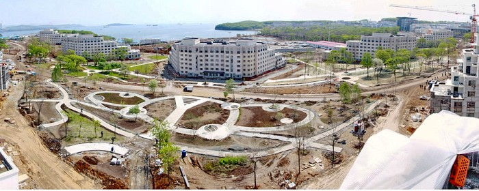 ДВФУ удивит ландшафтным дизайном