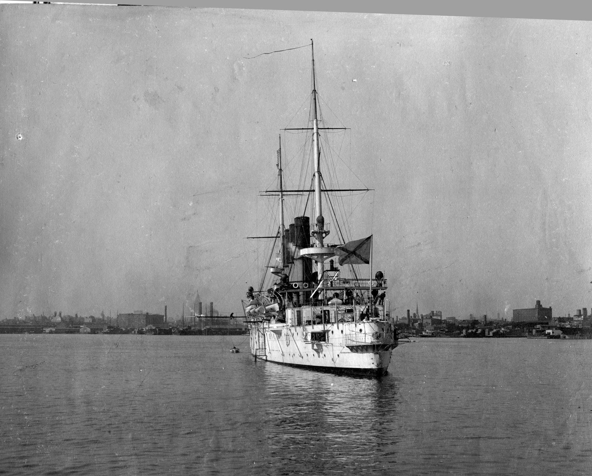 Подвиг крейсера «Варяг»