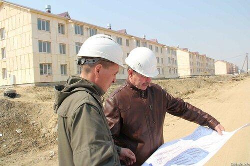В Дальнем продолжается строительство спальных районов