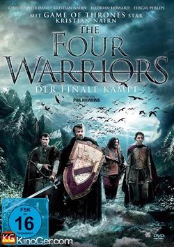 The Four Warriors - Der finale Kampf (2015)