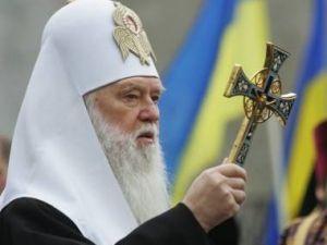 Патриарх отметил ровенских добровольцев