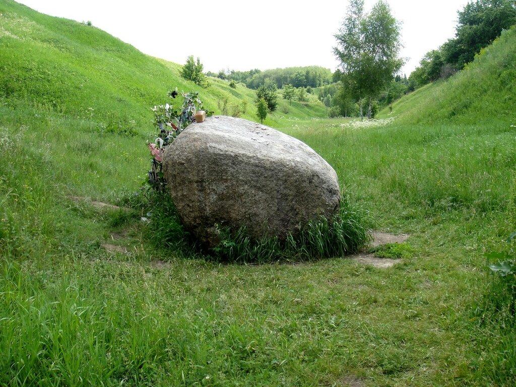 Старая рязань камень