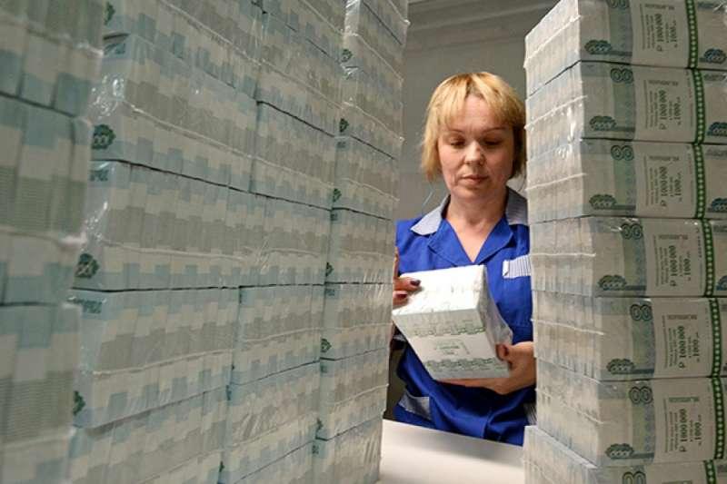 Банк России запускает печатный станок
