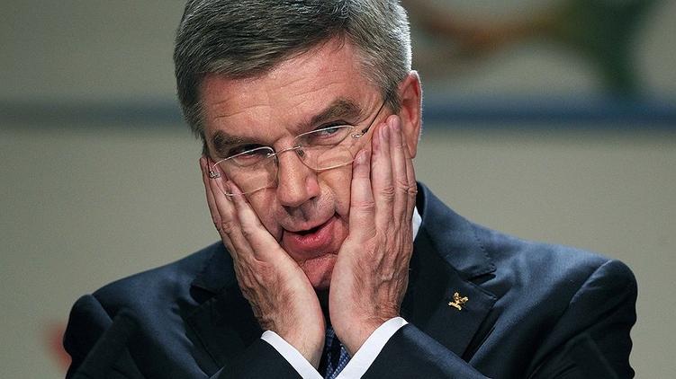 Руководитель  МОК: Поведение наблюдателей  впроцессе  награждения прыгунов сшестов было шокирующим