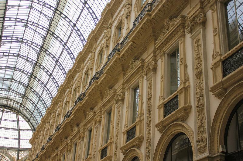 Галерея Vittorio Emanuele II