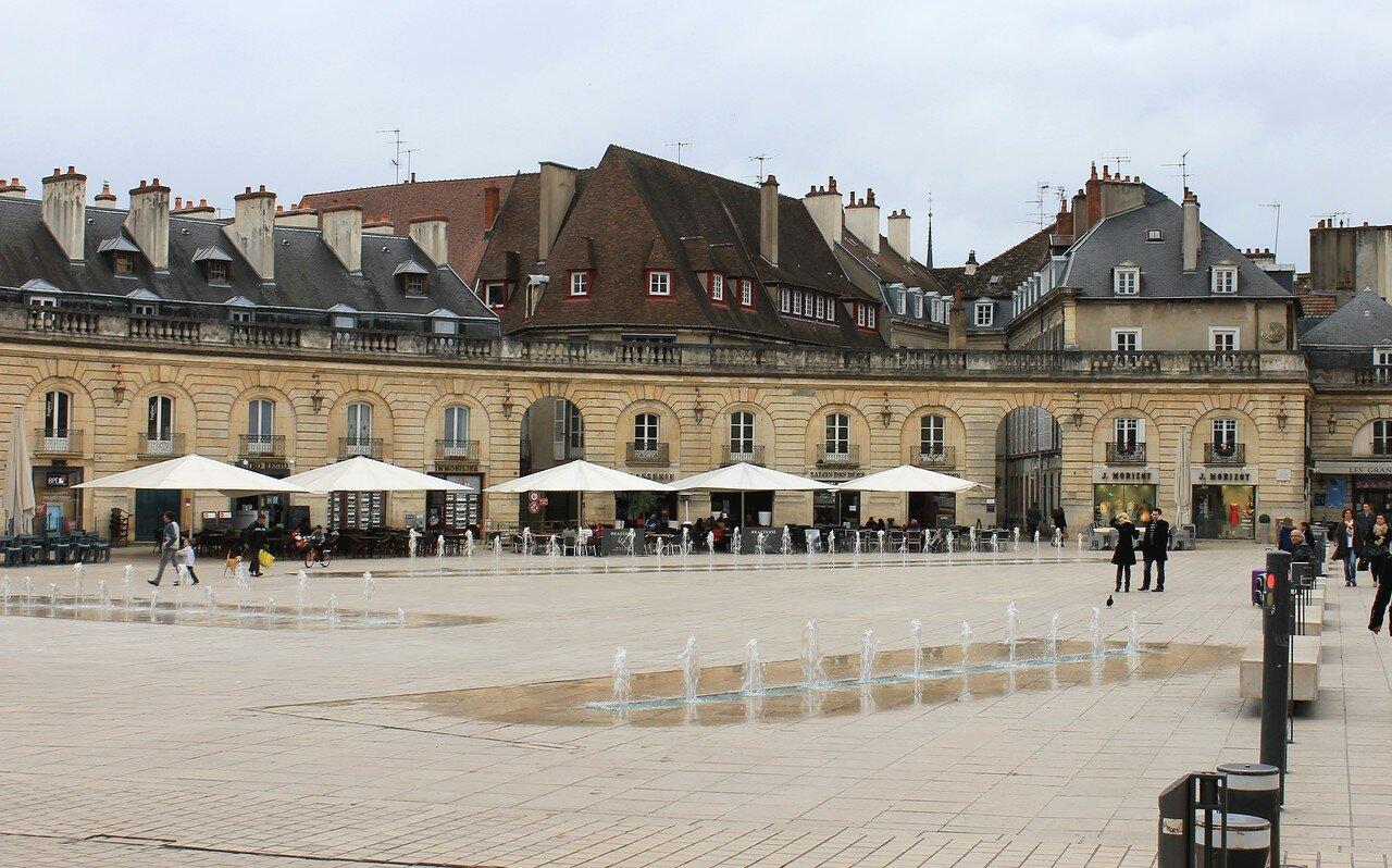 Дижон. Площадь Свободы (Place de la Libération)