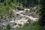 Левый Талгар. Река Левый Талгар