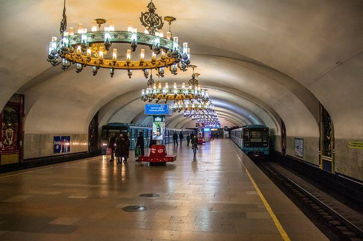 Станция «Чиланзар»
