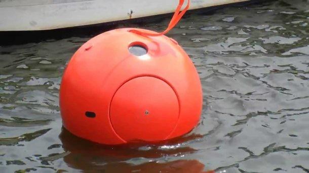 Julain разработал концепт капсулы для выживания еще в 2004 году, сразу же после смертельного цунами