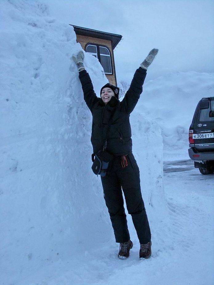 Авот отличный пост, где вы найдете больше информации о том, как проходит зима на Камчатке.Коне