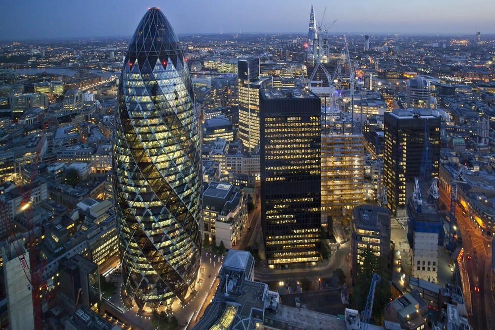 66. Лондон, Великобритания .
