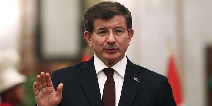 Премьер Турции Ахмет Давутоглу скоро может покинуть собственный пост