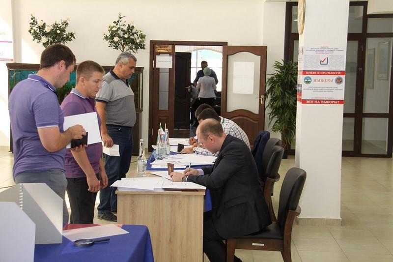 ЦИК: Предварительно, навыборах в Государственную думу проголосовали 47,81% избирателей
