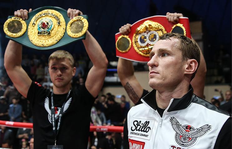 Чемпион IBO иIBF Трояновский несчитает боксера Индонго проходным соперником