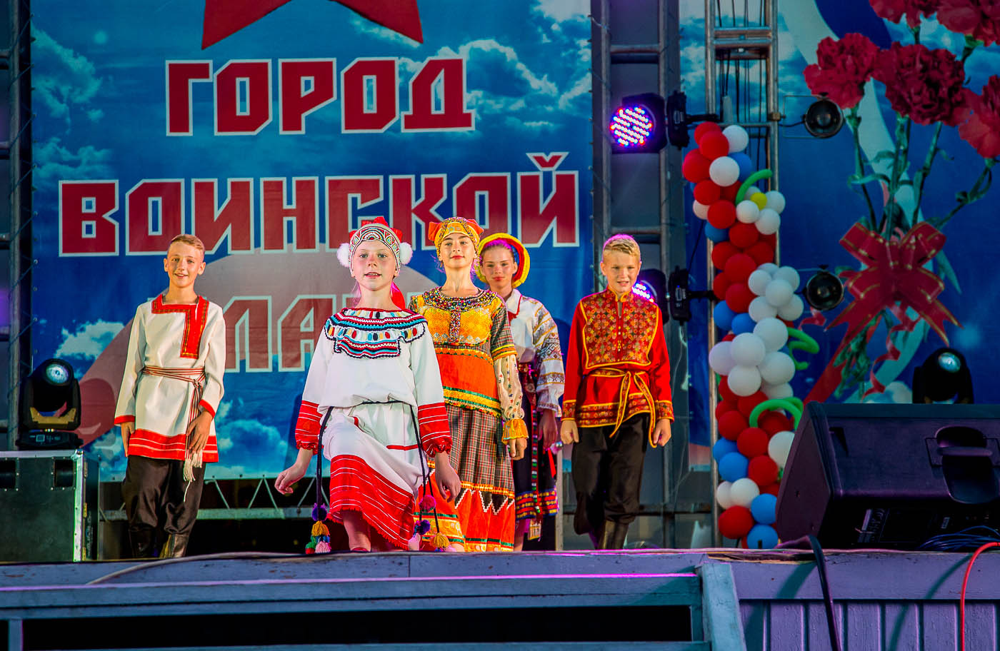 Фото фестиваля России и Белоруссии творчество юных