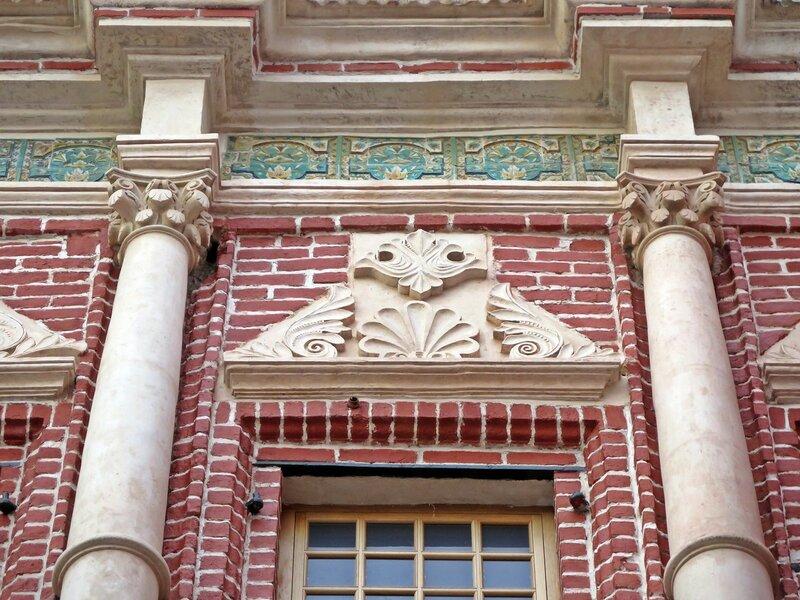 Артиллерийский двор Исторического музея Москвы.