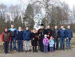 Субботники в Петропавловском храме г. Химки