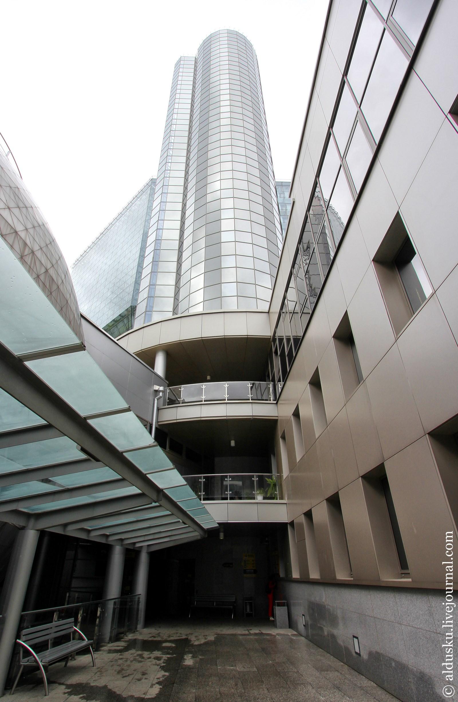 6. На 23 этаже башни, смотровая площадка