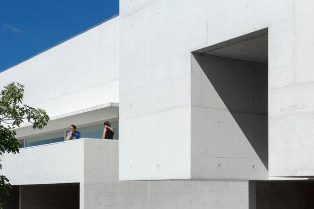 The Nadir Afonso Art Museum by Alvaro Siza Vieira Architects