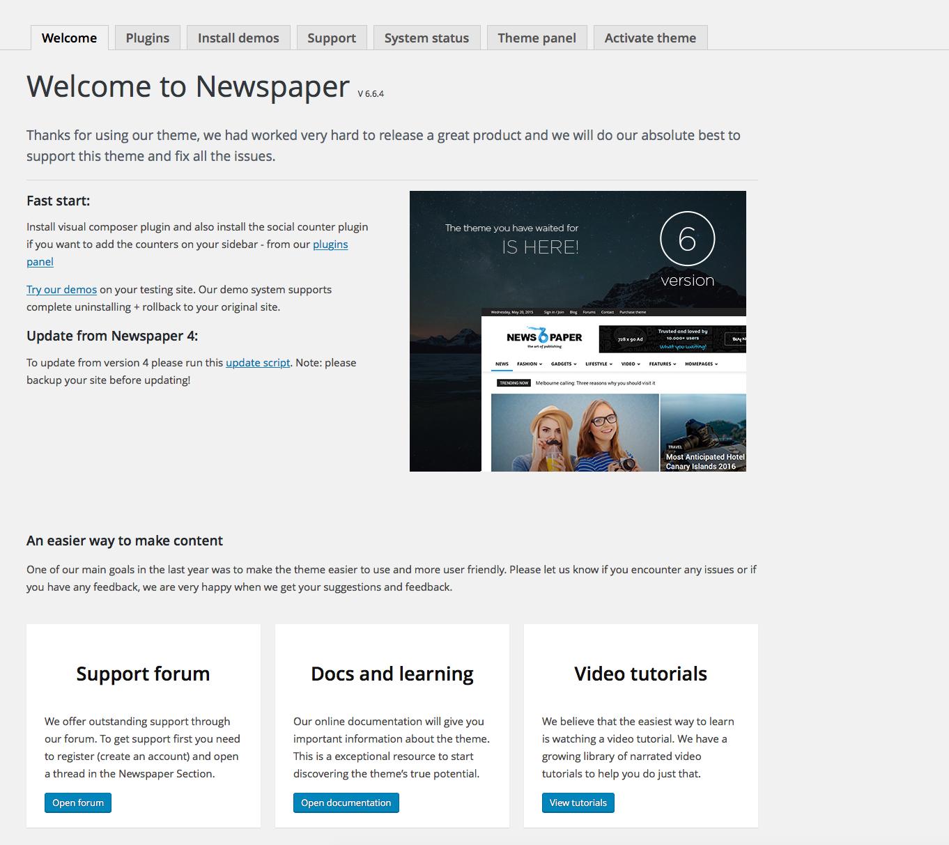 newspaper шаблон, новостной шаблон для wordpress, newspaper шаблон скачать,