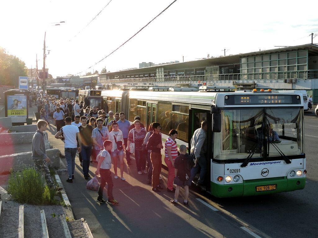 209 автобус расписание выхино