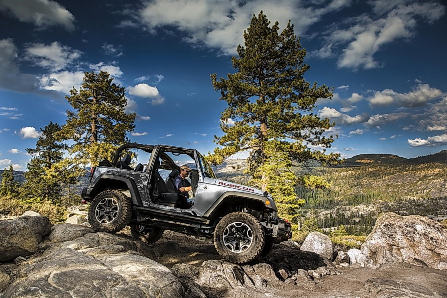 Jeep Wrangler Rubicon Hard Rock Edition