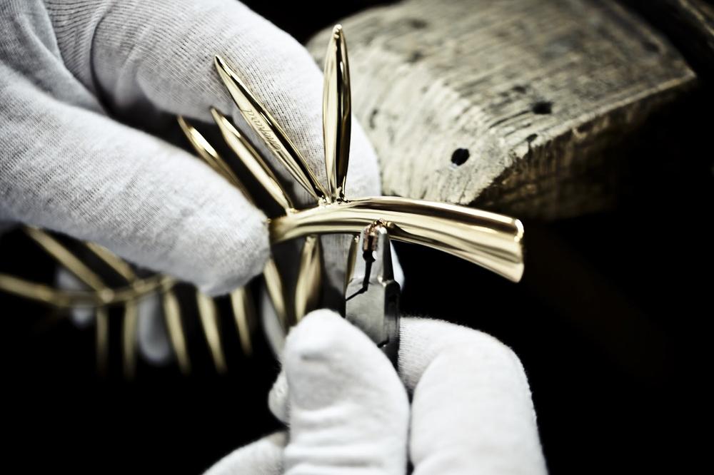 """Как создают """"Золотую пальмовую ветвь"""" Каннского кинофестиваля"""