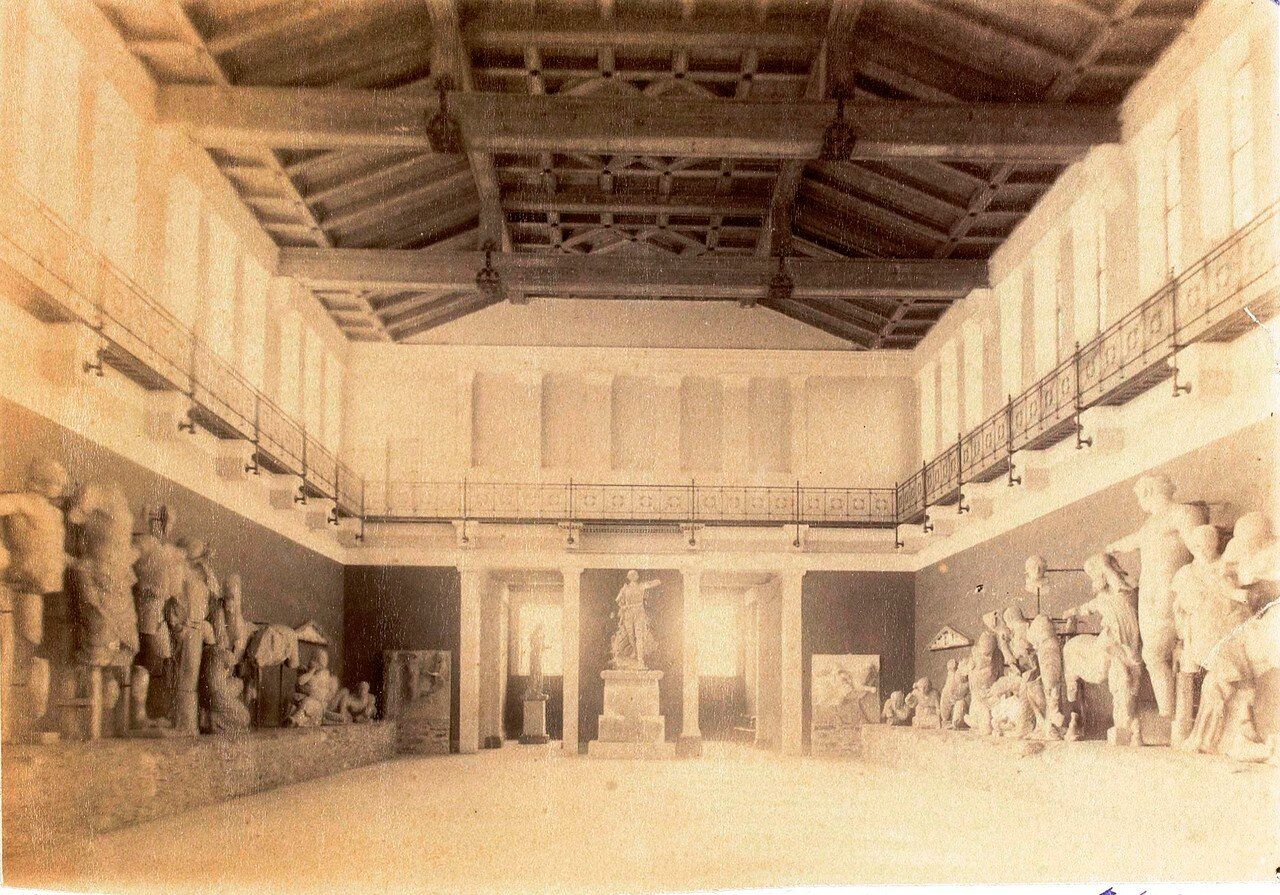 Музей. Музейные коллекции. 1892