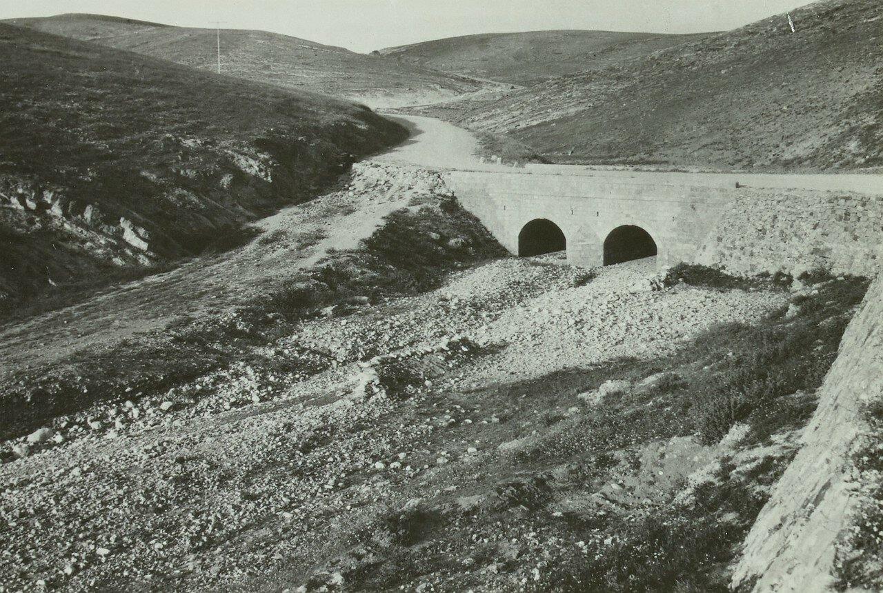 Иудейская пустыня, дорога к Мертвому морю