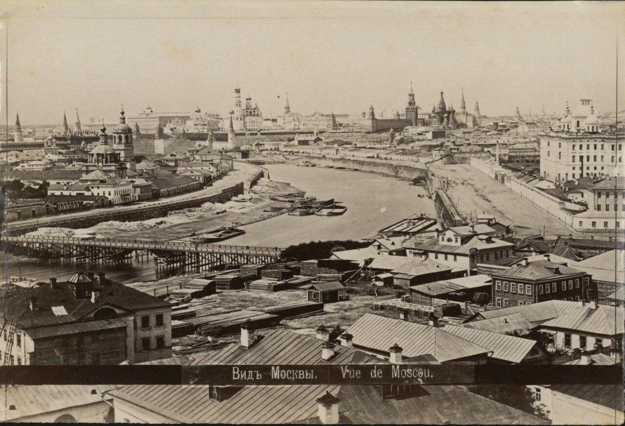 741. Вид Москвы