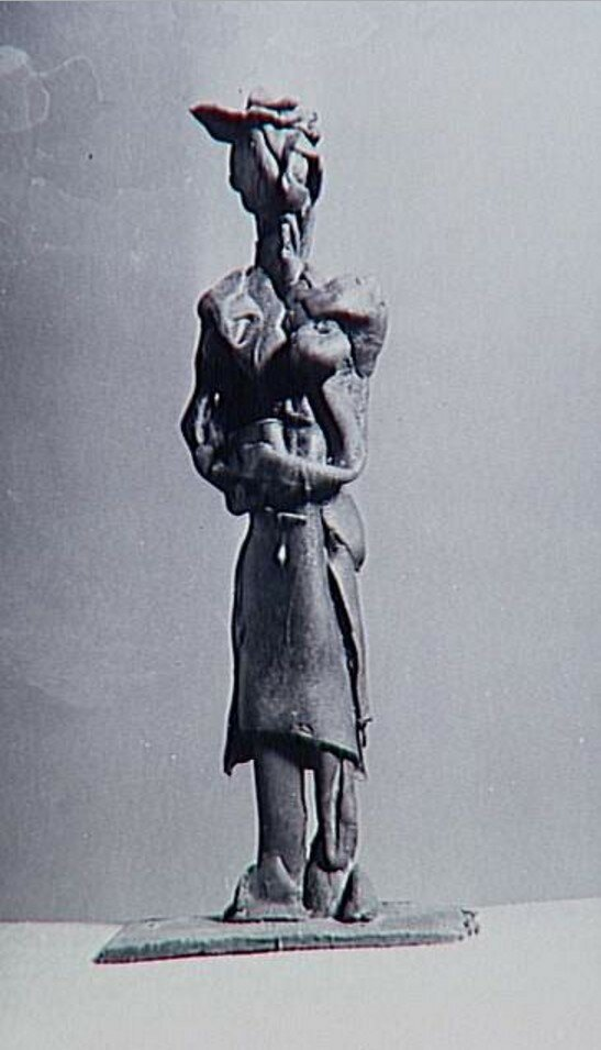 1943. Персонаж