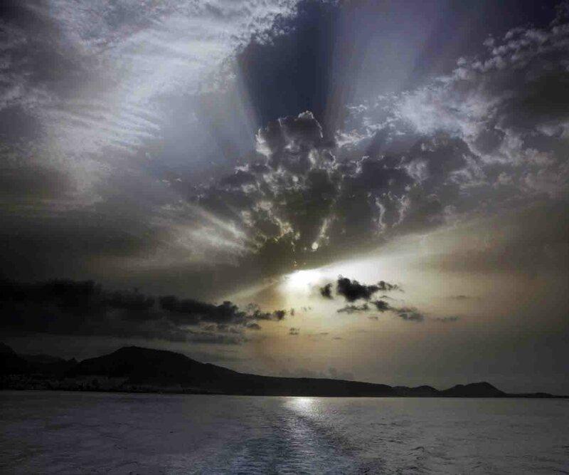 Константин Шульга, Тенерифе, остров