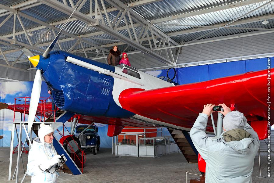 АНТ-25 самолет