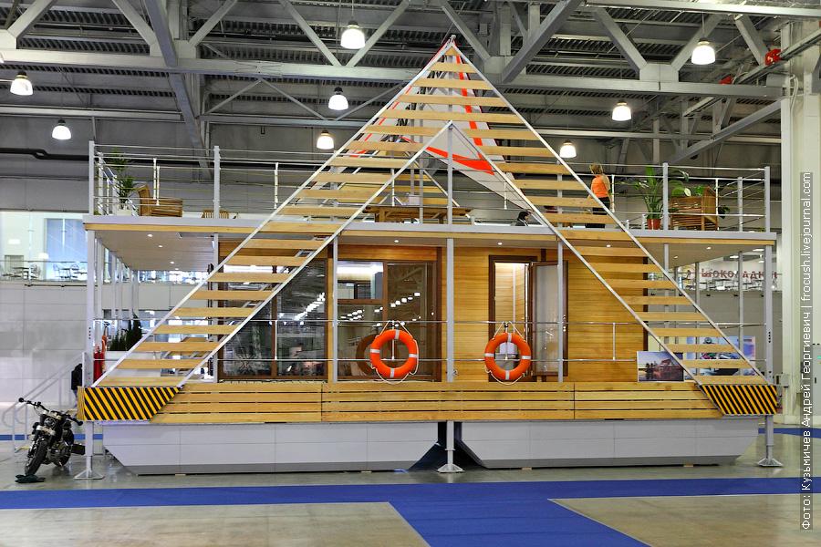 выставка катеров и яхт в Крокус Экспо