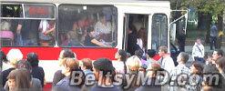 В Молдове льготников лишат права на бесплатный проезд