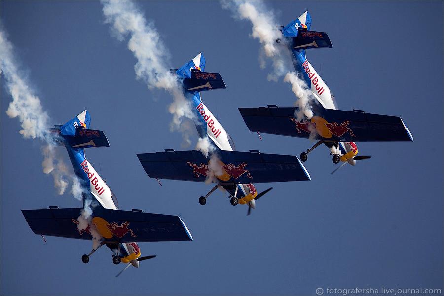 Flying Bulls на Аэро Индия-2013