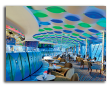 ОАЭ. Дубаи. Burj Al Arab. Skyview Bar