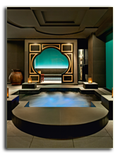 ОАЭ. Дубаи. UAE. Grosvenor House, Dubai. B'Attitude - Hammam Pool