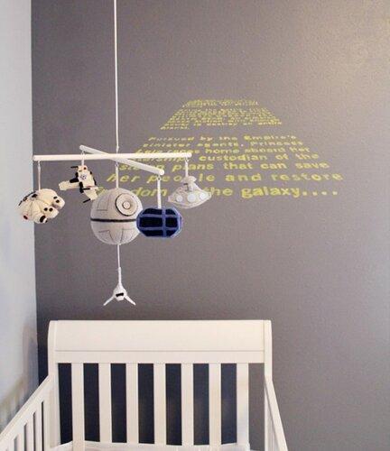 Детский мир в стиле Star Wars