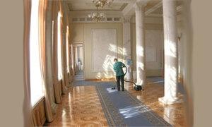 Новые ковры в Верховной Раде