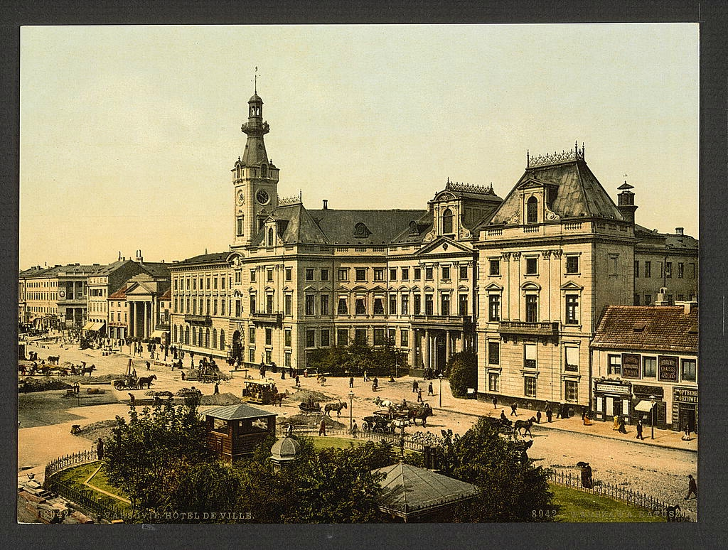 Польша и Восточная Пруссия в 1890 -1900 годах. 0_7c51b_d72b4a05_orig