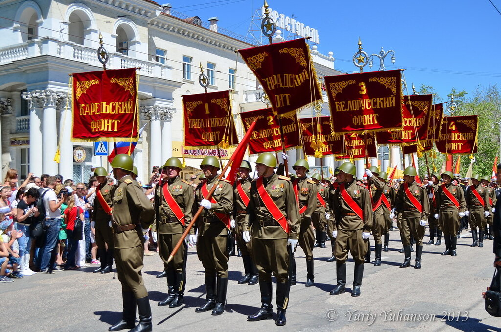 С Днем освобождения, Одесса!
